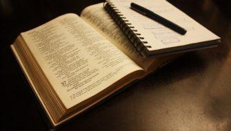 Enseignement de la bible